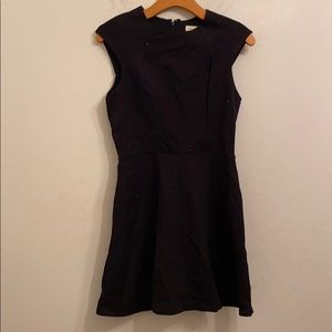 NWT silence +noise up classic black dress